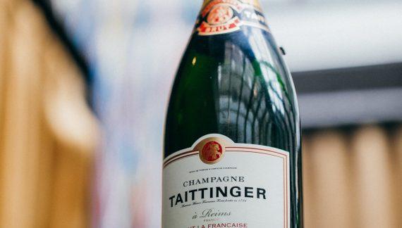 Champagne Taittinger & Pairings!