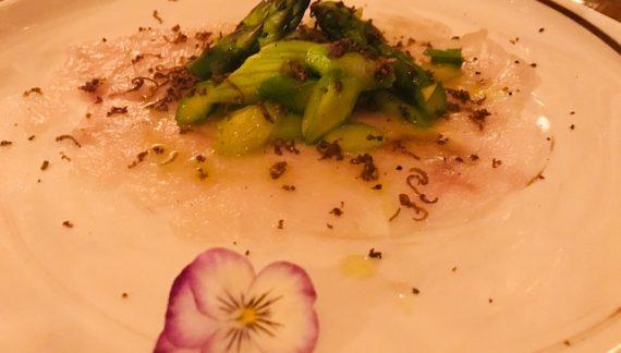 Italian Seafood & Vegetarian Cuisine: Osteria 57