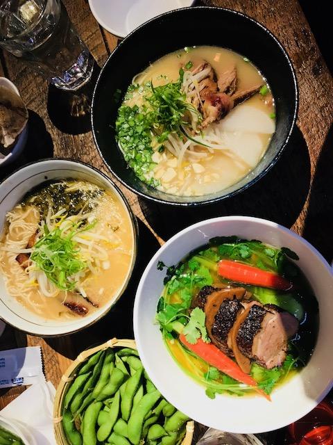 Incredible Eats at Shinka Ramen, NYC!