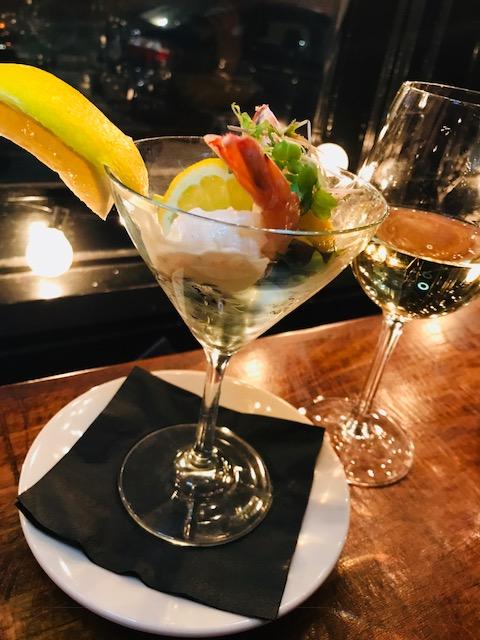 Acqua Restaurant NYC!