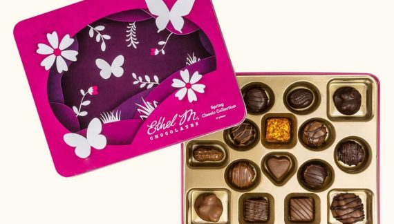 Mother's Day Wine & Chocolate Pairings!