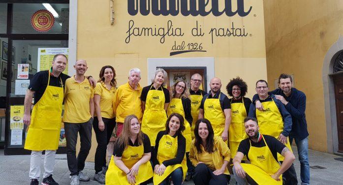 Martelli Pasta Tour, Italy!