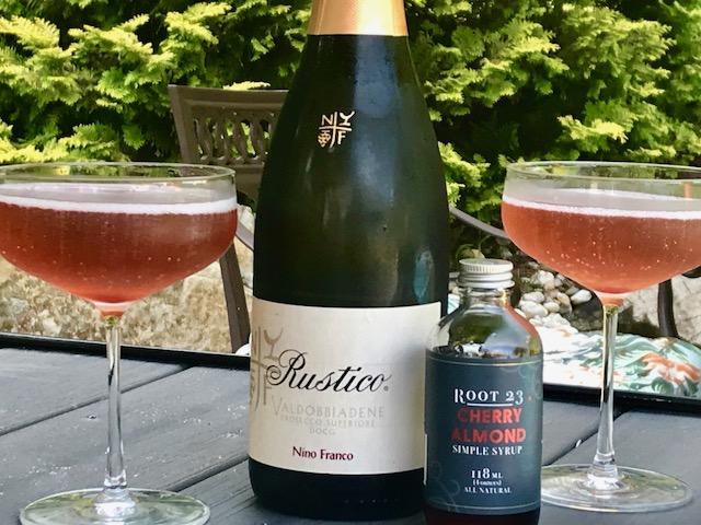 Wine Cocktails: Nino Franco Summer Kir