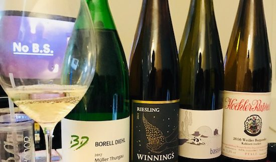 White Wines of Germany!