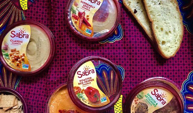 Edible Entertaining with Sabra Hummus!