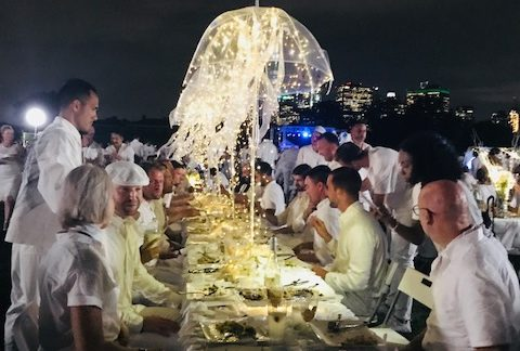 Dîner en Blanc – New York