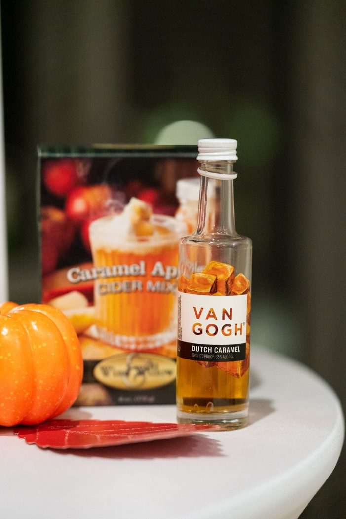 Van Gogh Dutch Caramel Vodka is A Fall Favorite!