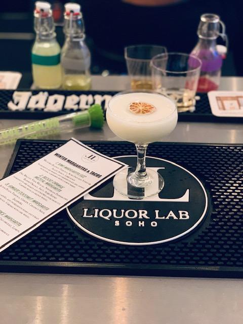 Margarita Madness At The Liquor Lab!