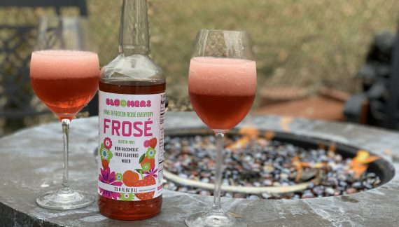 Bloomers Frosé Is What You Need For Spring And Summer!