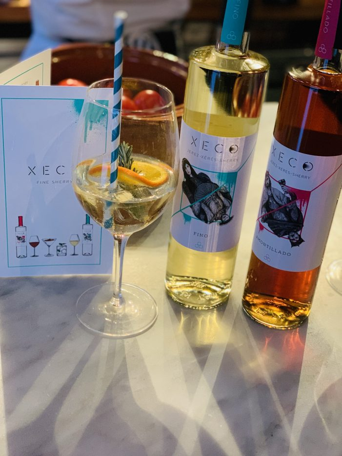 Xeco Sherry Is Perfect For Warm Weather Sipping!