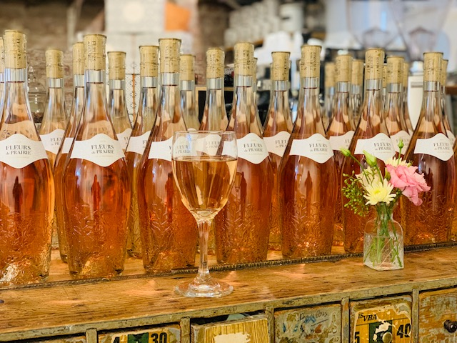 Fleurs De Prairie Rosé