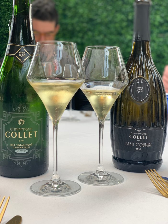 Elegance In Every Sip: Champagne Collet!