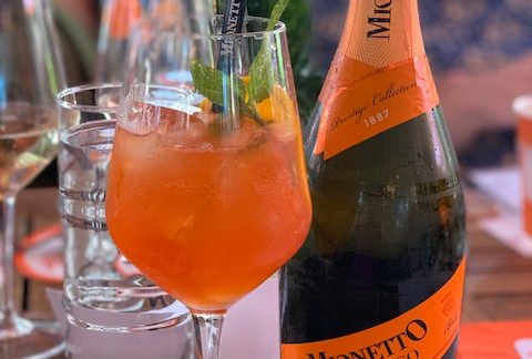 Summer Brunch Perfection with Mionetto Prosecco!