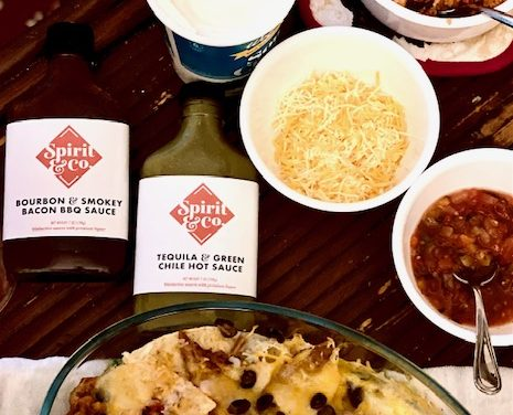 Spirit & Co. Sauces Are A Great Meal Addition!