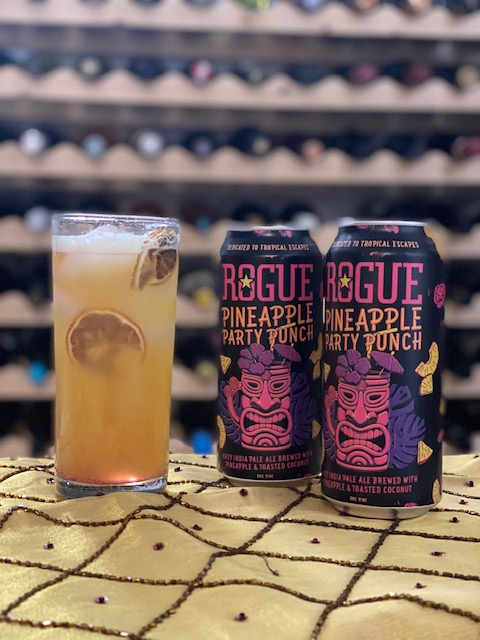 Beer Cocktails with Rogue Ales & Spirits!
