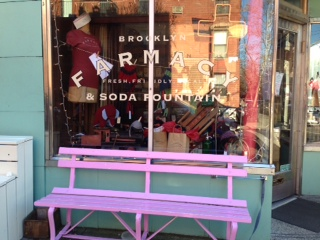 Fashionable Palate Visits: Brooklyn Farmacy & Soda Fountain!