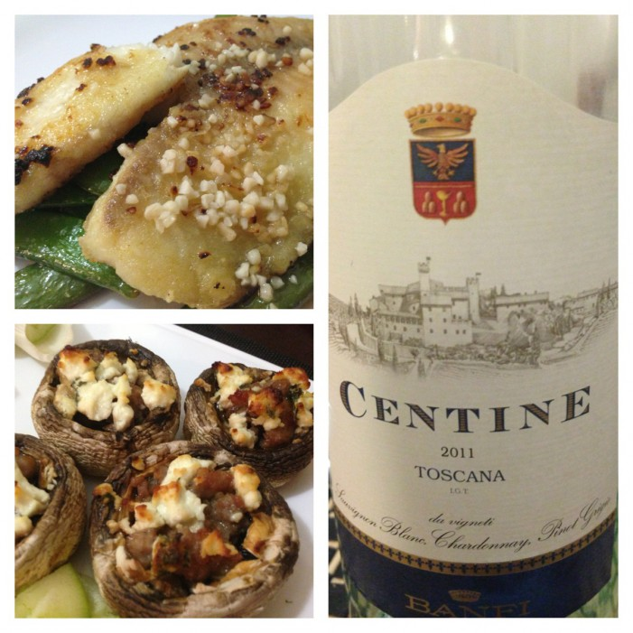 3 Courses with Banfi Wines!