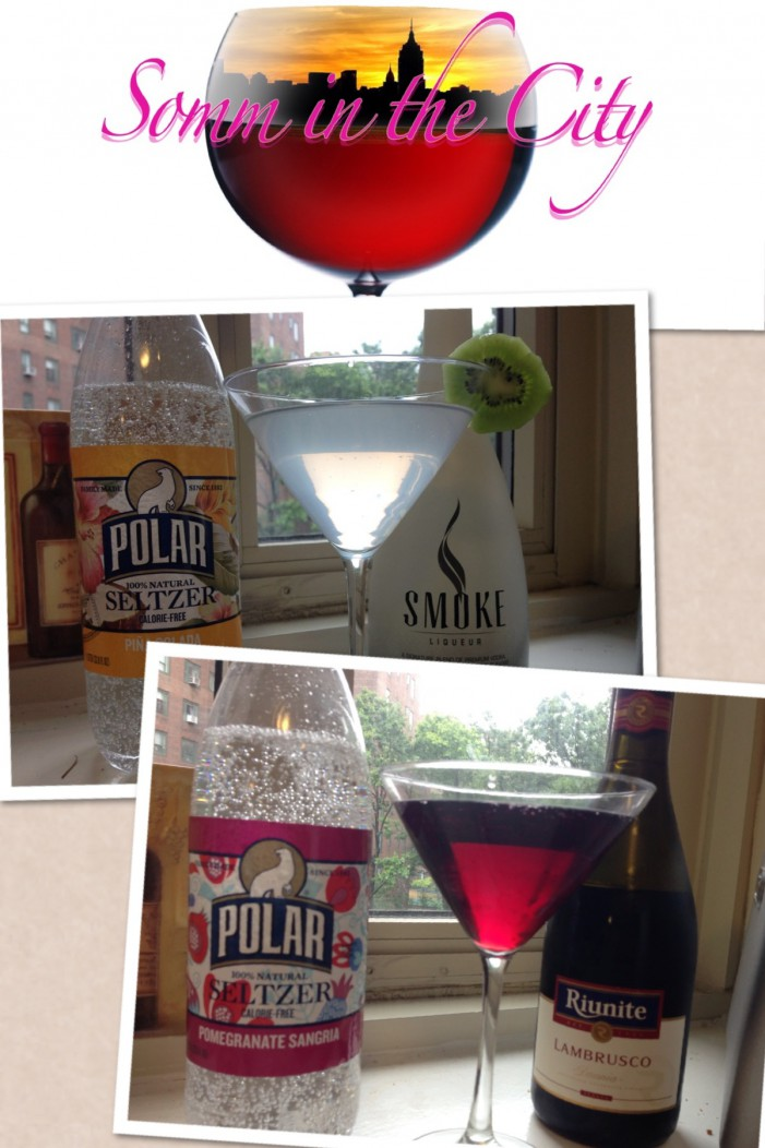 Fun Cocktails with Polar Seltzer Water!