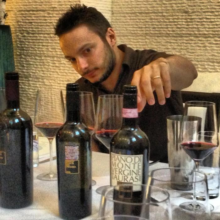 Feudi Di San Gregorio Wine Lunch at Nerai