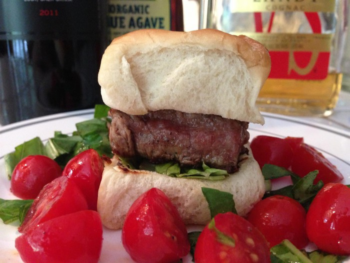 Sliders, Sides, and Sips for Labor Day!