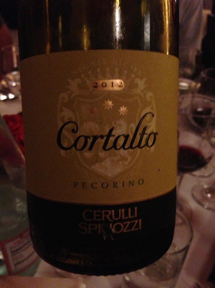 A Night with Enrico Cerulli at Paola's!