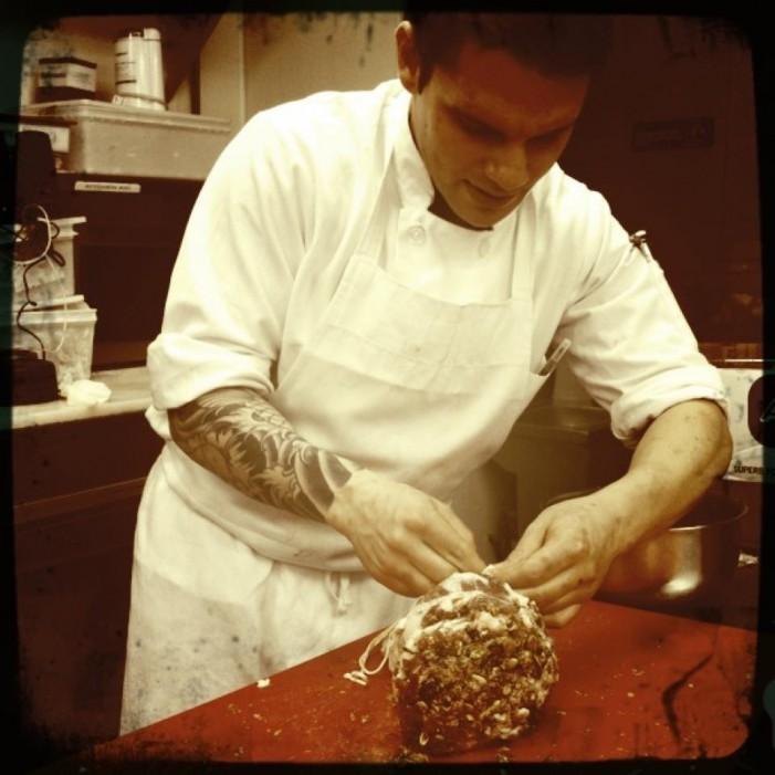 Meet Chef Joe Macchia! Only at Biblio, Brooklyn!