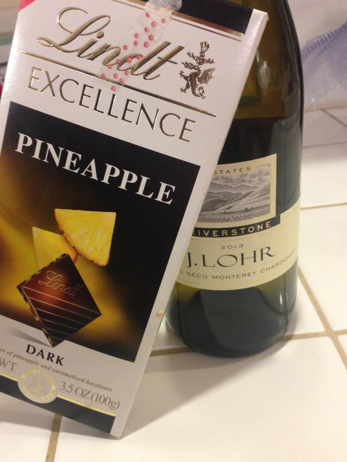 Daring Pairing with J. Lohr Chardonnay