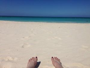 Manchebo Beach, Aruba!