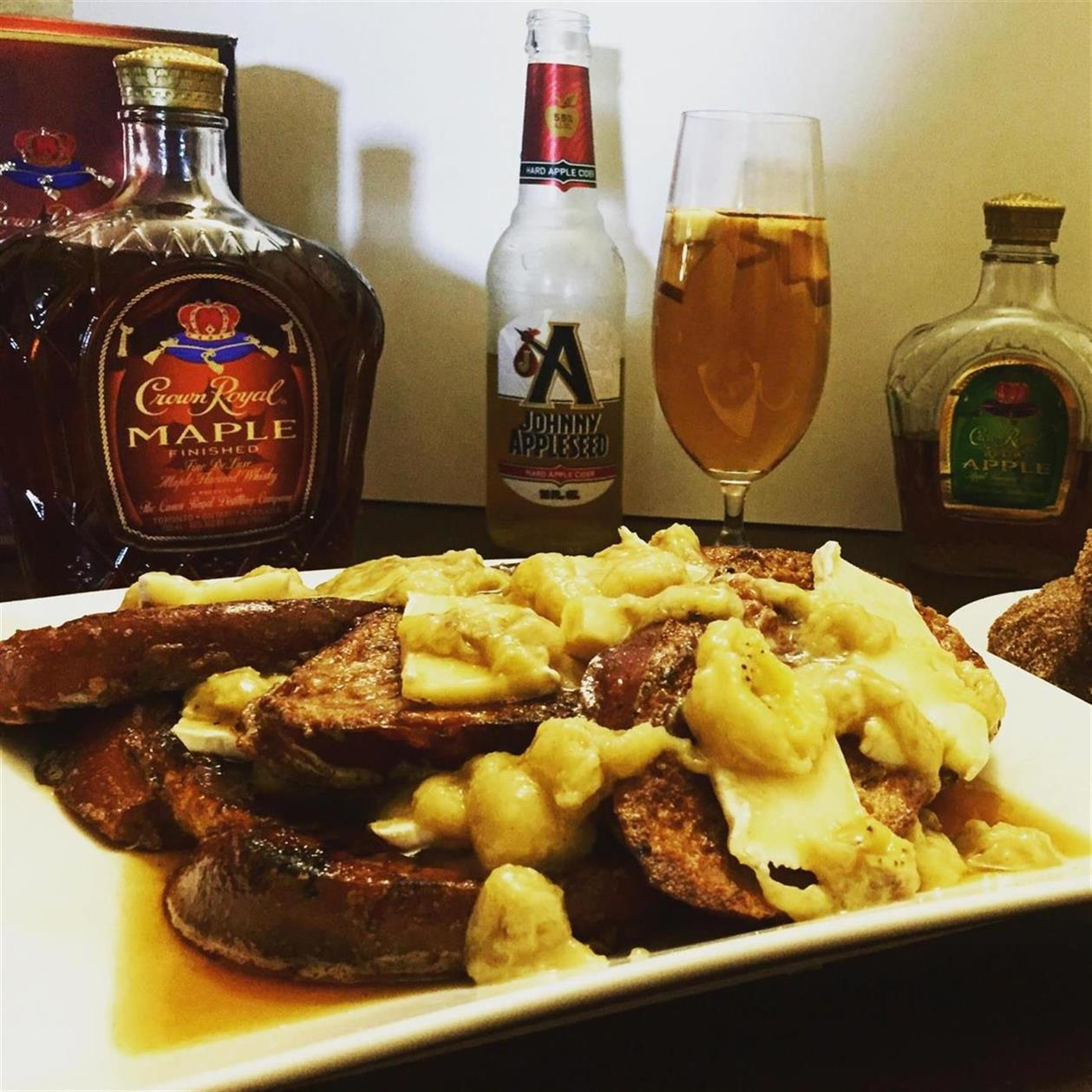 Crunchy Maple French Toast With Maple-Whiskey Butter Recipes ...
