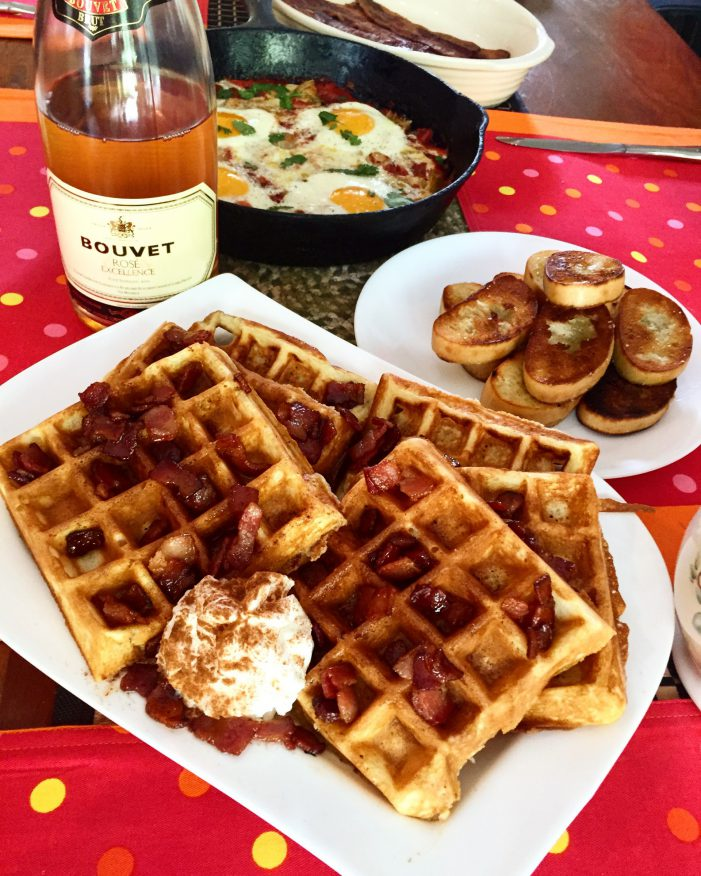 Plan a Bubbly Brunch!