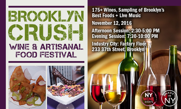Brooklyn Crush is Coming!