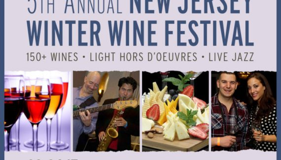 NJ Winter Wine Festival!