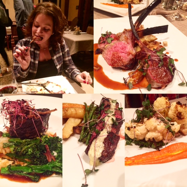 Healthy Cuisine at It's Best: The Lodge at Woodloch!