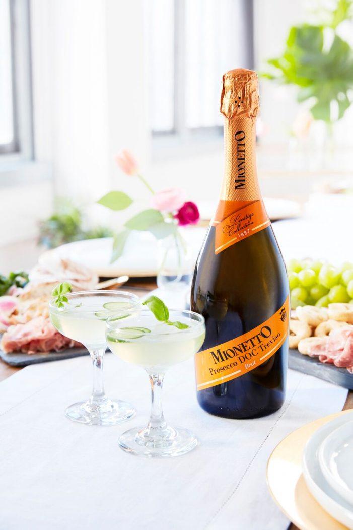 Mionetto Prosecco Cocktail Challenge!