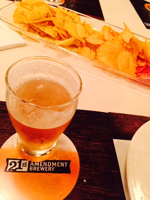 Dare to Pair: Ruffles Chips & Sips