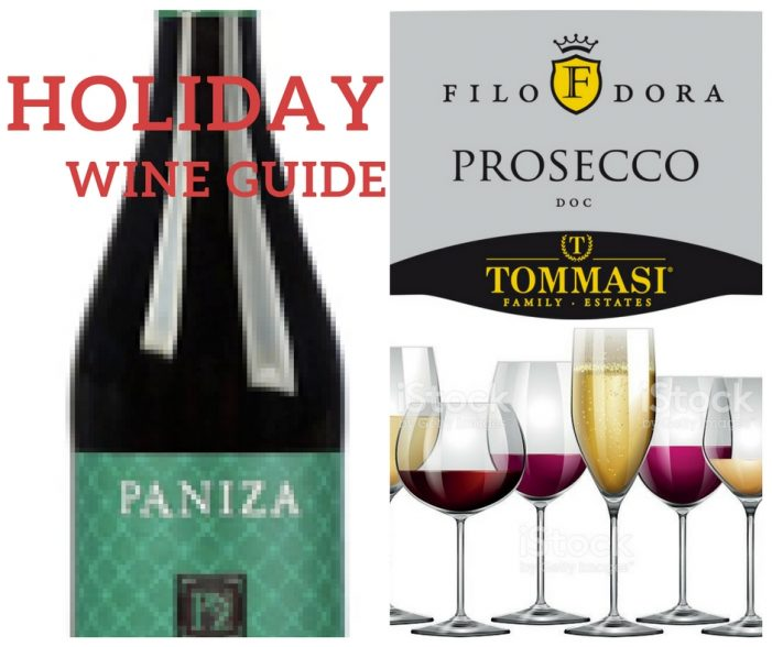 Holiday Wine Guide!