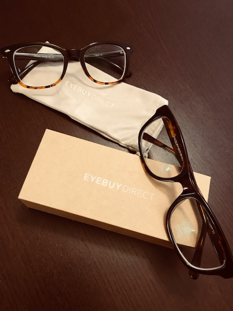 Somm Style: EyeBuy Direct Prescription Glasses