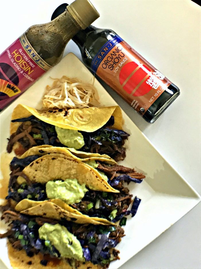Asian Inspired Recipes with San-J Sauces!