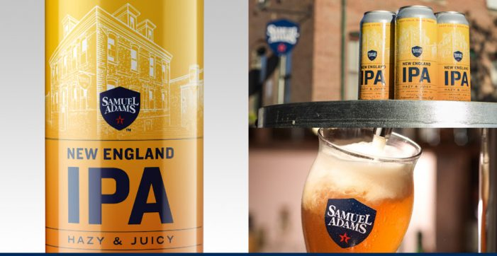 Samuel Adams New England IPA