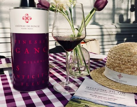 Garden Party Wines with Château de Poncié!