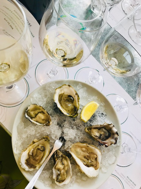 The Perfect Summer Pairing: Chablis + Oysters!