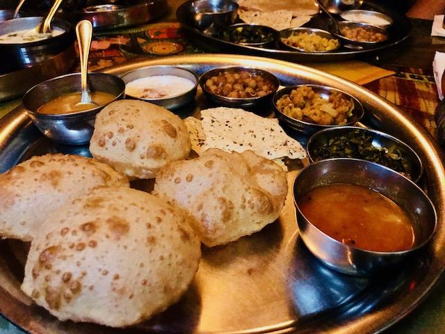 Vegetarian Indian Cuisine at Vatan, NYC!
