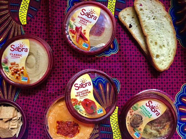 Edible Entertaining with Sabra Hummus!