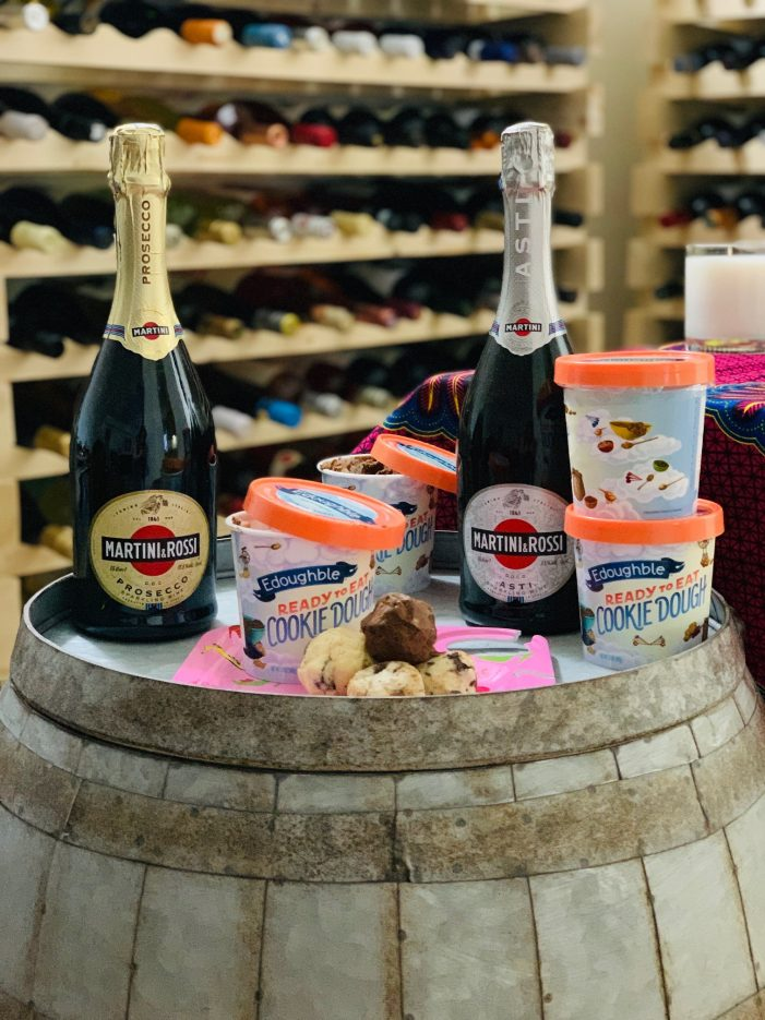 Celebrate Galentines Day with Martini & Rossi!