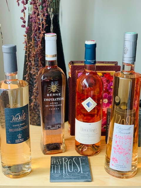 Somm In The Bridal Suite: Bridesmaid Dresses and Rosé Pairings!