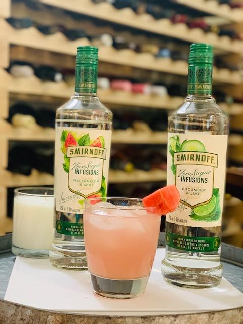 Summer's Best Flavored Vodkas!