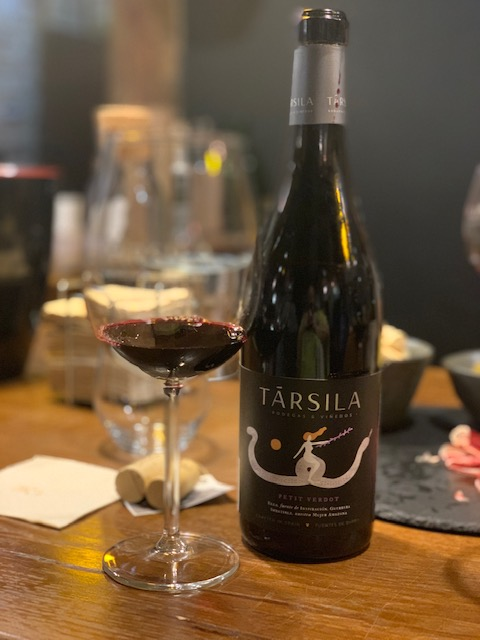 Tasting in Spain with Bodegas Társila!