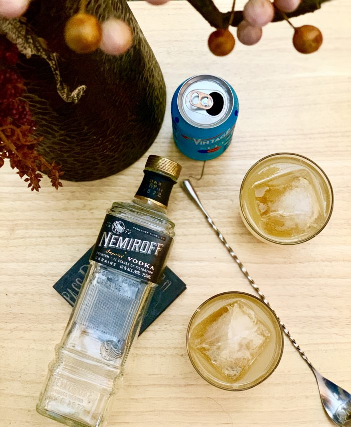 Nemiroff Vodka For National Vodka Day!