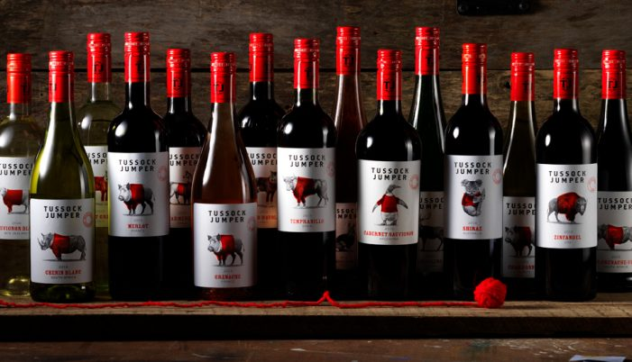 Tussock Jumper Wines: One Label With Wines From Around The World!