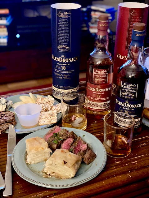 A Delectable Evening With The Glendronach Distillery!